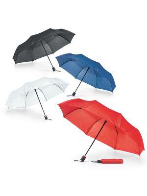Paraguas plegables tomas de poliéster imagen 2