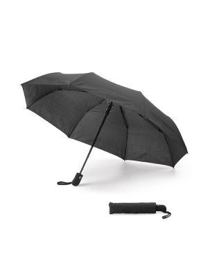 Paraguas plegables jacobs de plástico con logo imagen 2