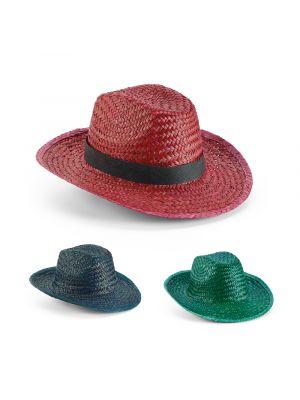 Sombreros sombrero de paja para personalizar vista 1