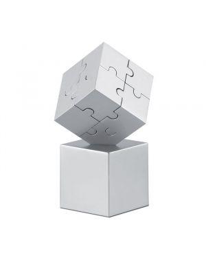 Pisapapeles kubzle de metal con logo vista 1