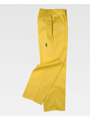 Pantalones de trabajo workteam b1402 de poliéster imagen 2