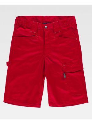 Pantalones de trabajo workteam básicos bidireccional de poliéster imagen 1