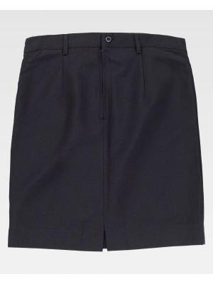 Pantalones de hostelería workteam b9018 de poliéster para personalizar vista 2