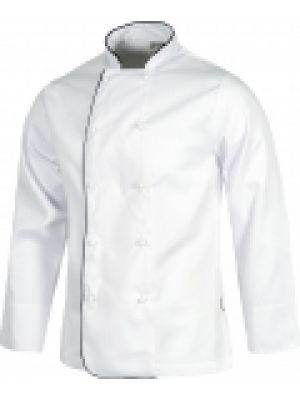 Chaquetas de cocinero workteam b9206 vista 1