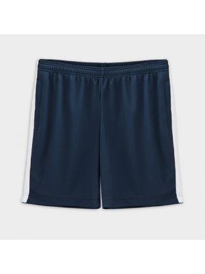 Pantalones técnicos roly lazio de poliéster con logo vista 3