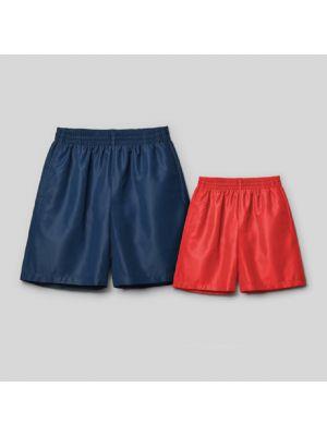 Pantalones técnicos roly inter niño de microfibra con logo vista 1