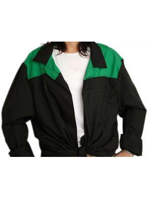 Blusones peñas cuello camisa 2 colores personalizado de algodon con impresión vista 1