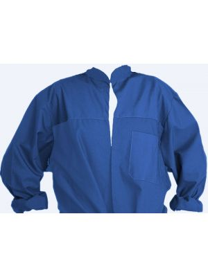 Blusones peñas cuello mao 1 color niño de algodon con publicidad imagen 1
