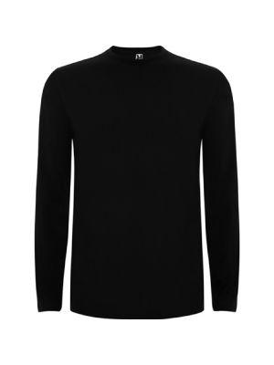 Camisetas manga larga roly extreme niño de 100% algodón con logo imagen 1