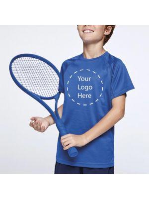 Camisetas técnicas roly bahrain niño de poliéster imagen 1