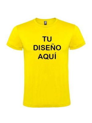 Camisetas despedida hombre de despedida en color 100% algodón imagen 1