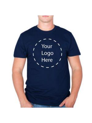 Camisetas manga corta keya mc180 oe de 100% algodón imagen 1