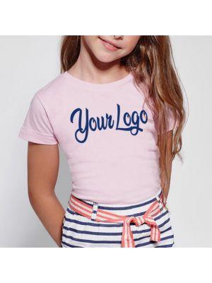 Camisetas manga corta roly jamaica mujer niño de 100% algodón vista 1