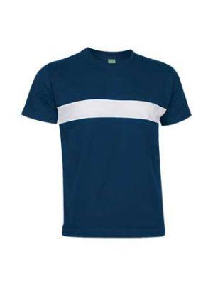 Camisetas manga corta valento blues con logo vista 1