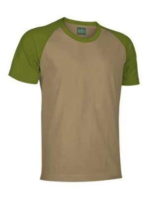 Camisetas manga corta valento caiman de algodon para personalizar imagen 1