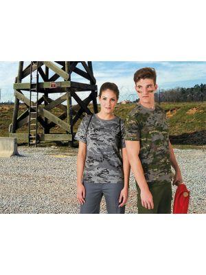 Camisetas manga corta valento soldier para personalizar imagen 1