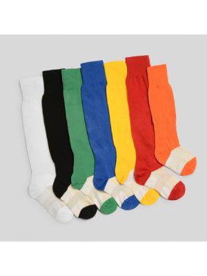 Equipaciones deportivas roly calcetas soccer de piel con impresión imagen 1