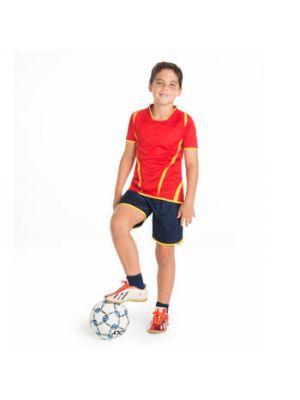 Conjuntos deportivos roly conjunto deportivo sporting de poliéster con logotipo imagen 1