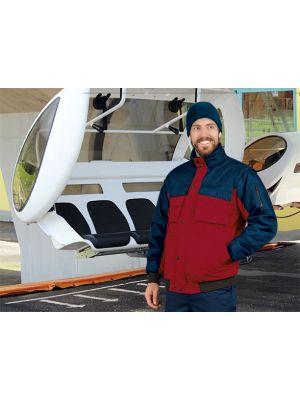 Chaquetas de trabajo valento chaqueta desmontable valento scoot de poliéster con impresión vista 1