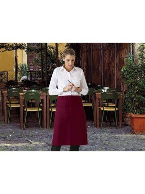 Delantales de hostelería valento dlv de poliéster con logo imagen 1