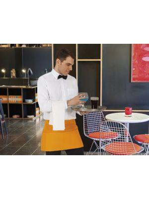 Delantales de hostelería valento dcb de poliéster con impresión imagen 1