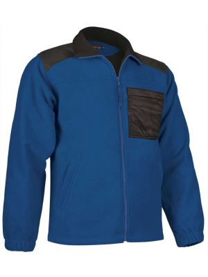 Ropa térmica para trabajar valento chaqueta valento polar nevada de poliéster imagen 1