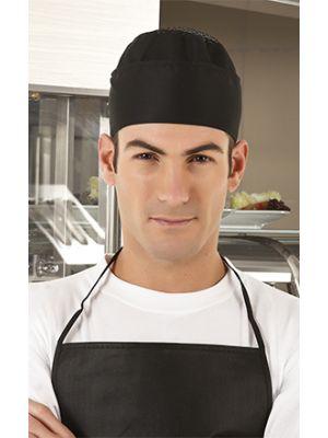 Gorros de cocina valento bower con impresión vista 1