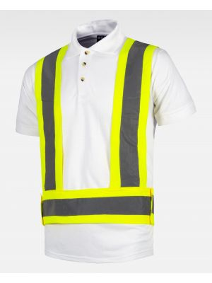 Complementos de industria workteam arnes hvtt10 de poliéster para personalizar vista 2