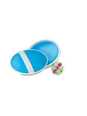 Juguetes y puzzles catch&play juego con bola de ventosa de plástico con impresión imagen 1