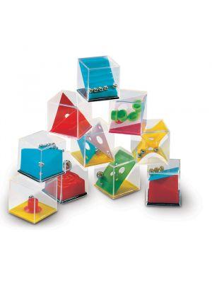 Juguetes y puzzles fumiest juegos surtidos de plástico con impresión imagen 2