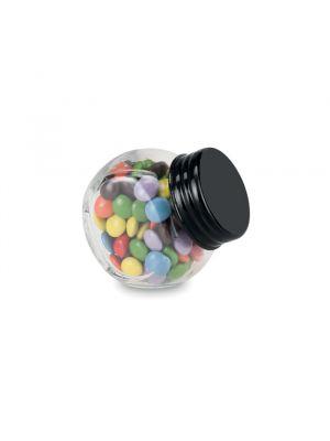 Chocolates chocky chocolates en bote de cristal de cristal para personalizar imagen 2