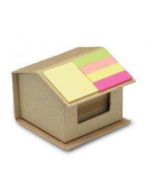Notas adhesivas recyclopad de papel ecológico imagen 1