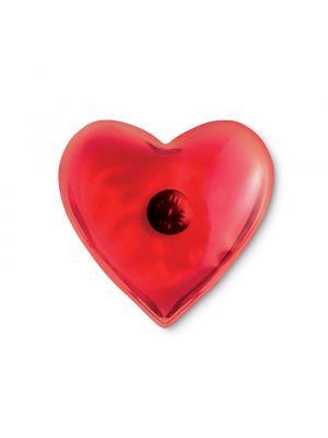 Salud waco calienta manos corazón de plástico con impresión imagen 1
