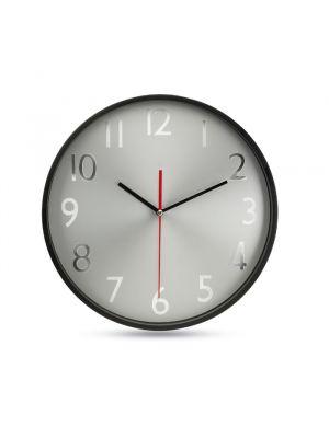 Relojes pared rondo de plástico con impresión imagen 2