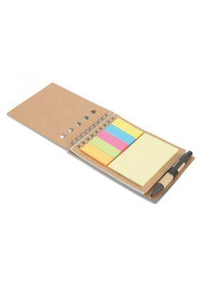 Libretas publicitarias multibook de papel ecológico imagen 1