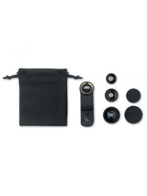 Accesorios móviles y tablet effects set de lentes universal de plástico con logo imagen 2