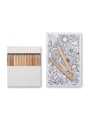 Pinturas colorear paint&relax de varios materiales vista 1