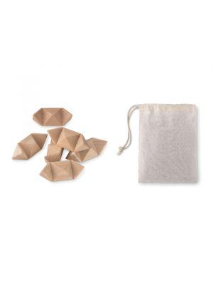 Juguetes y puzzles starnats rompecabezas estrella de varios materiales con publicidad imagen 2