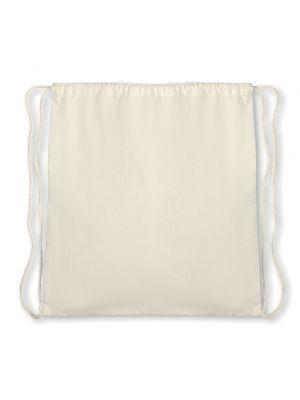 Regalos ecologicos organic hundred mochila de algodón orgánico de 100% algodón ecológico vista 1