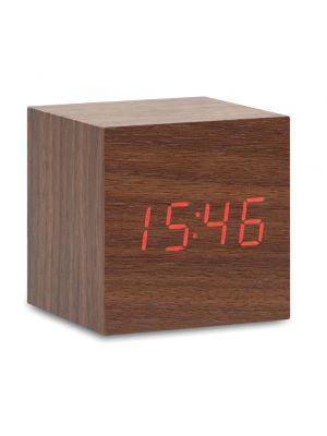 Relojes sobremesa buenos de varios materiales con impresión imagen 1