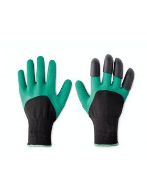 Jardinería draculo set de guantes de jardinería de varios materiales con impresión imagen 2