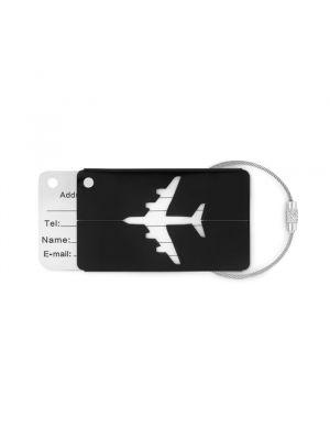 Identificadores de maletas fly de metal para personalizar imagen 2