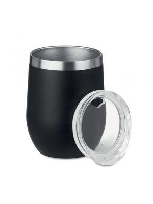 Vasos cocina chin de metal con impresión vista 1
