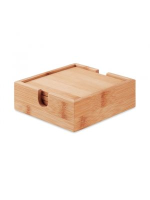 Vasos para llevar mendi de bambú ecológico vista 1