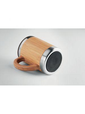 Vasos para llevar mokka de varios materiales ecológico con publicidad vista 1