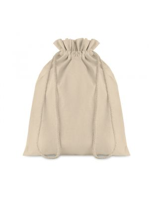 Bolsas personalizadas taske medium de 100% algodón con logo vista 1