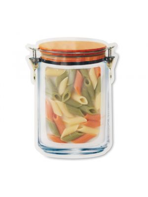 Bolsas compra pot food de varios materiales con logo vista 1
