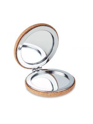 Espejos guapa de varios materiales con publicidad vista 1