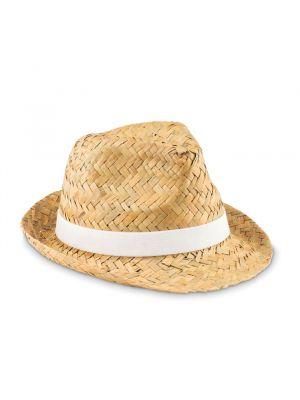 Sombreros montevideo de varios materiales con logo vista 1
