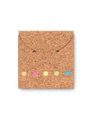 Notas adhesivas foldcork de papel imagen 1